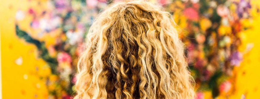 boucler ses cheveux
