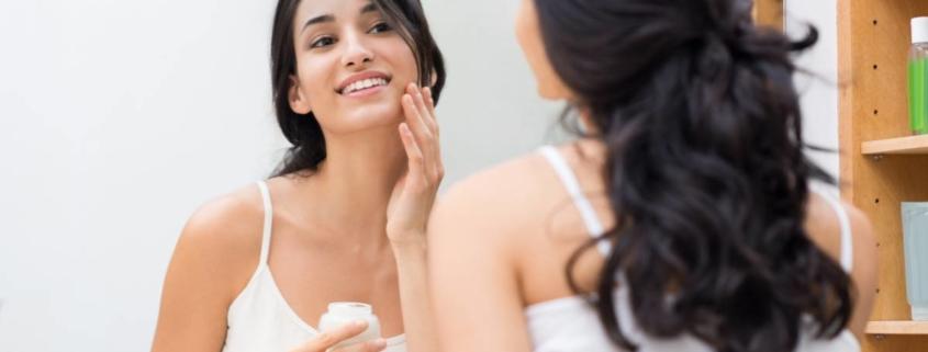 Routine beauté pour la peau